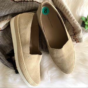 Donald Pliner Paryn Espadrille shoes size 8